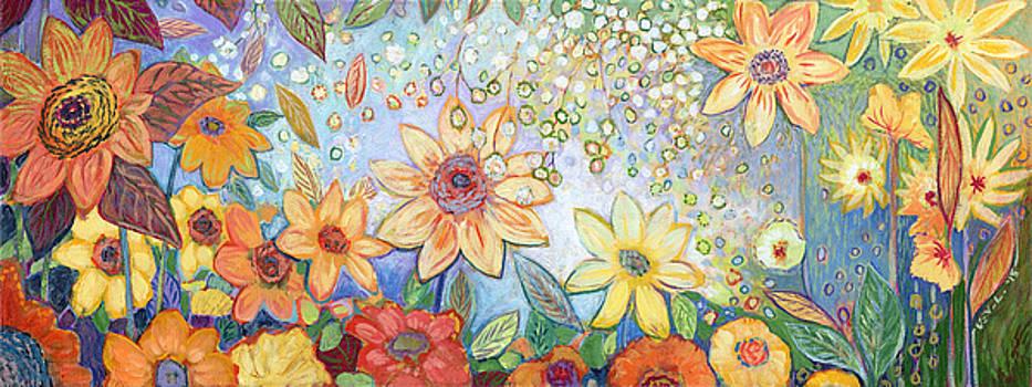 Sunflower Tropics by Jennifer Lommers