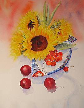Beatrice Cloake - Sunflowers