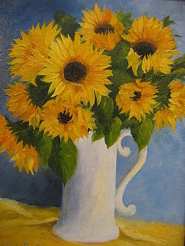 Sunflowers by Candace Doub