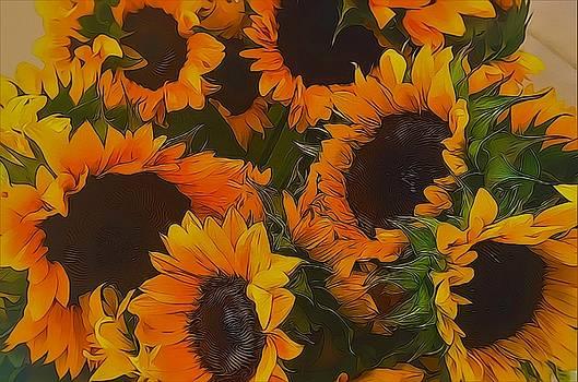 Cindy Boyd - Sunflowers