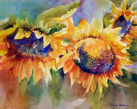 Sunflowers by Donna MacLure