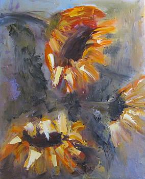 Sunflowers by Elena Nayman
