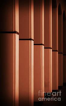 Sunkissed Pillars by Baggieoldboy