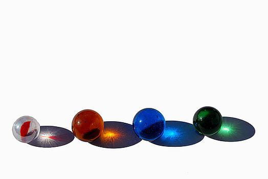 Sunlit Marbles by Robert Goulet