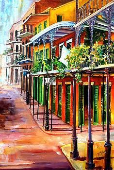Sunlit New Orleans by Diane Millsap