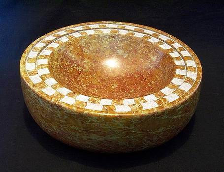 Sunny Day Bowl by Jason Nelson