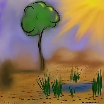 Sunny Day by Dan Twyman