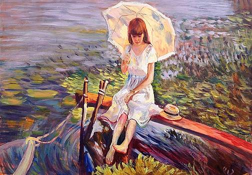 Sunny day by Elena Sokolova