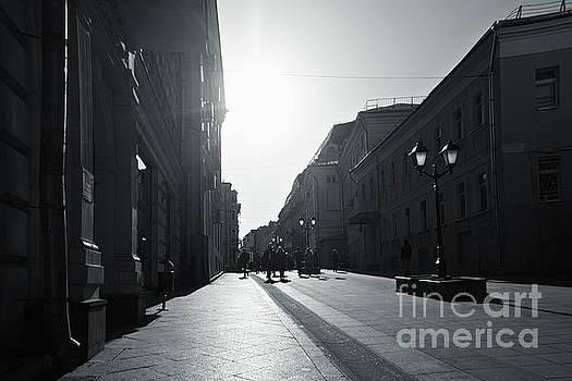 Sunny day by Magomed Magomedagaev