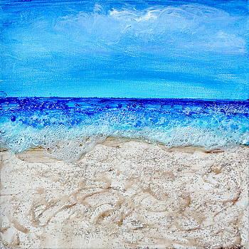 Regina Valluzzi - Sunny Day Seascape