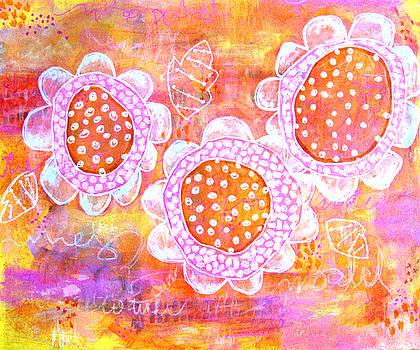 Sunny Petals by Shelley Graham Turner