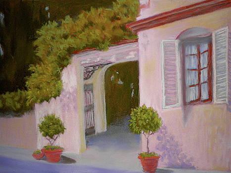 Sunnyside Of The Street by Curt Peifley