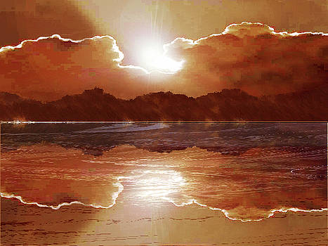 Sunrise by Aline Pottier  Gama Duarte
