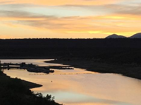 Sunrise At Crawley Lake by Beverly Johnson