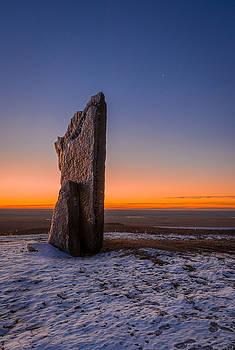 Sunrise at Teter Rock by Mark McDaniel