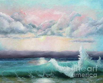 Sunrise Beach by Mary Hughes