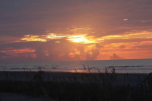 Bonnes Eyes Fine Art Photography - Sunrise Before the Storm