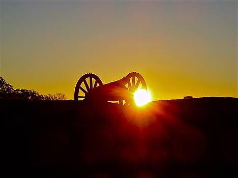 Sunrise Cannon by E Robert Dee