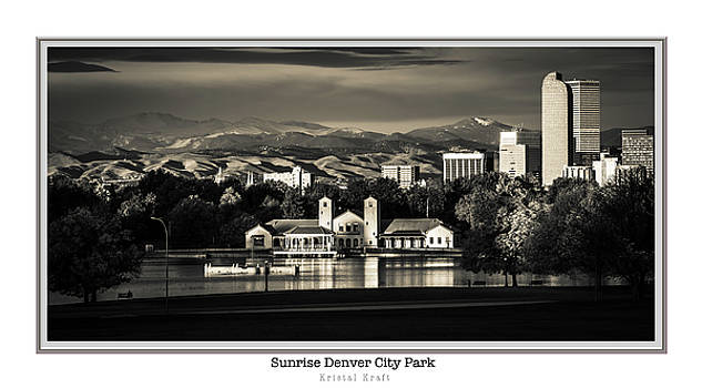 Good Morning Denver by Kristal Kraft