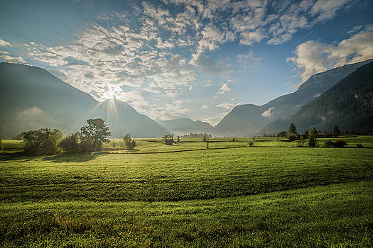 Sunrise by Enrico Ackermann