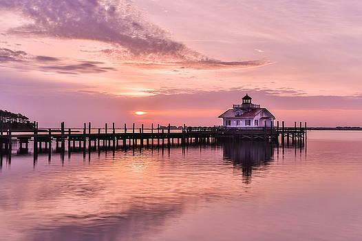 Sunrise in Manteo by Jimmy McDonald