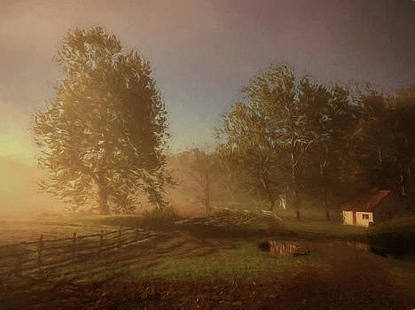 Sunrise in the Country by Jeff Oates Photography