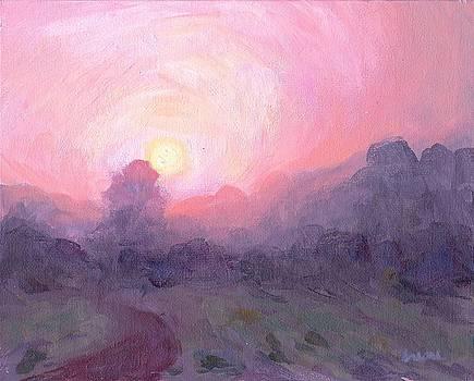 Sunrise  by Irene Pruitt