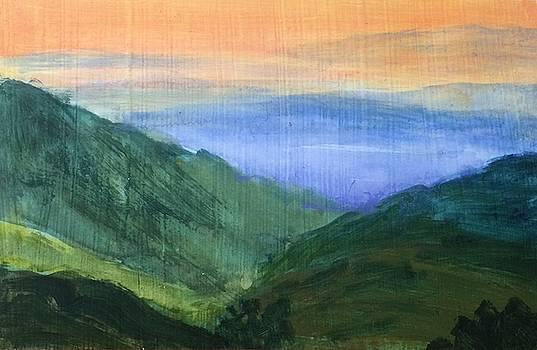 Sunrise by Katherine  Berlin