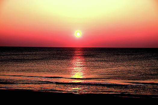 Sunrise Ocean City MD by Troy  Skebo