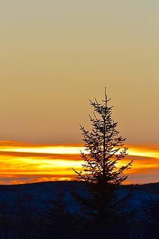 Sunrise on a Sunday Morning by Dacia Doroff