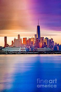 Sunrise on Freedom by Jim DeLillo
