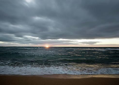 Sunrise on Kauai by Steven Michael