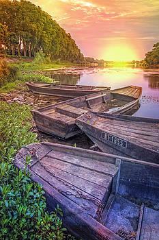Debra and Dave Vanderlaan - Sunrise Rowboats