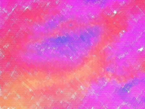Sunrise Sky with Pastel Paints by Skyler Tipton