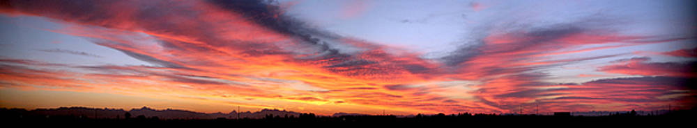 Sunrise by Tylir Wisdom
