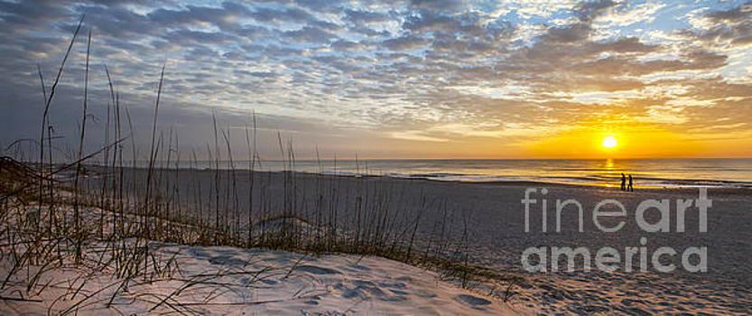 Sunrise Walk by Lynn Palmer