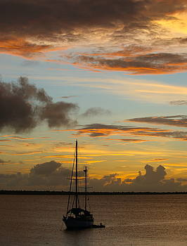 Sunset 1 by Barbara Petersen