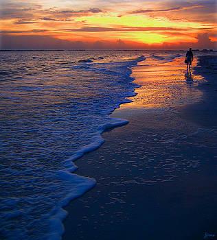 Sunset 1 by Jeff Breiman