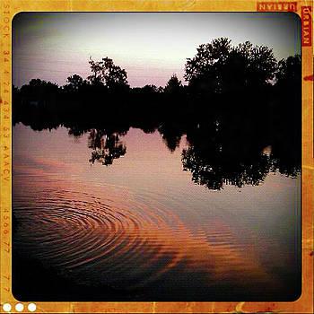 Sunset 1 by Tina Valvano