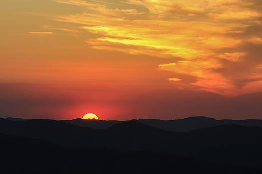 Sunset-2 by Fabio Giannini