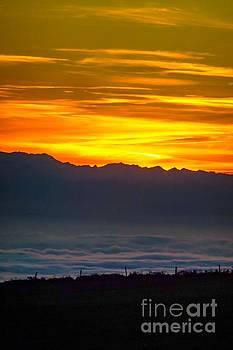 Sunset 2 by Jean Bernard Roussilhe