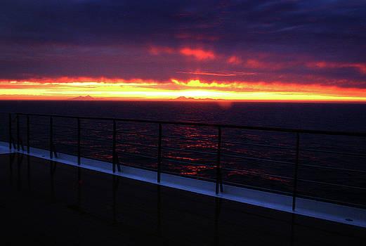 Sunset 2 by Ni Zhu