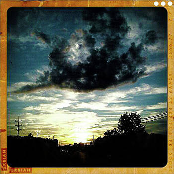 Sunset 2 by Tina Valvano