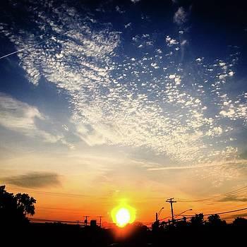 Sunset 25 May 16 by Toni Martsoukos