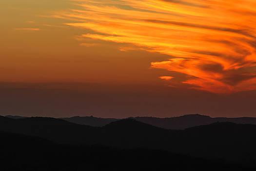 Sunset-3 by Fabio Giannini