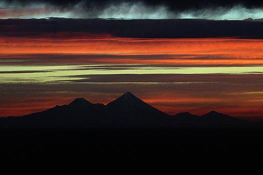 Sunset 3 by Ni Zhu
