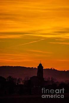 Sunset 6 by Jean Bernard Roussilhe