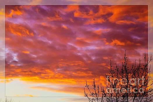 Sunset 7 by Jean Bernard Roussilhe