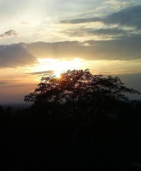 Sunset Aguleri by Eziagulu Chukwunonso Innocent