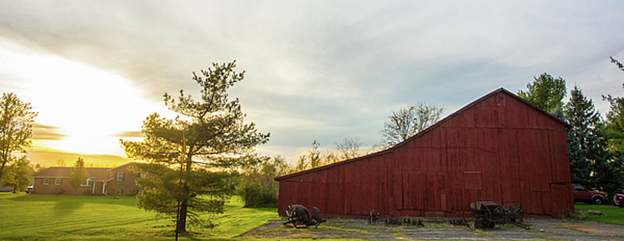 Randall Branham - Sunset Barn Warren Co Oh